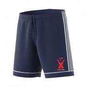 Cound CC Adidas Navy Junior Training Shorts