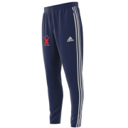 Cound CC Adidas Junior Navy Training Pants