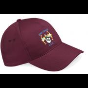 Denby Grange CC Maroon Baseball Cap