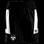 Denby Grange CC Playeroo Black Training Shorts