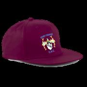 Denby Grange CC Maroon Snapback Hat