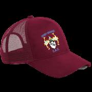 Denby Grange CC Maroon Trucker Hat