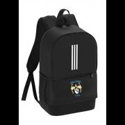 Denby Grange CC Black Training Backpack