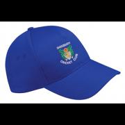 Didsbury CC Royal Blue Baseball Cap