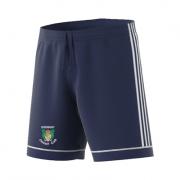 Didsbury CC Adidas Navy Junior Training Shorts