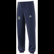 Didsbury CC Adidas Navy Sweat Pants
