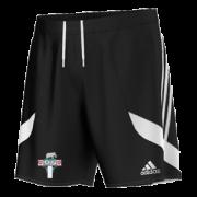 Eaton CC Adidas Black Junior Training Shorts
