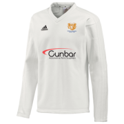Delph and Dobcross CC Adidas L-S Playing Sweater