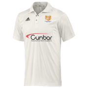 Delph and Dobcross CC Adidas S-S Playing Shirt