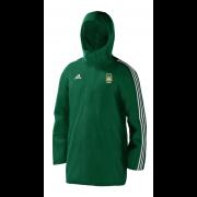 Gilberdyke CC Green Adidas Stadium Jacket