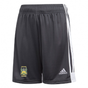 Gilberdyke CC Adidas Black Junior Training Shorts