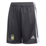 Gilberdyke CC Adidas Black Training Shorts