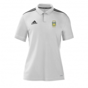 Gilberdyke CC Adidas White Polo