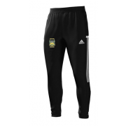Gilberdyke CC Adidas Black Training Pants