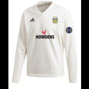 Gilberdyke CC Adidas Elite Long Sleeve Sweater