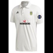 Gilberdyke CC Adidas Elite Short Sleeve Shirt