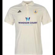 Goldsborough CC Adidas Pro Junior Short Sleeve Polo