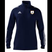Goldsborough CC Adidas Navy Zip Junior Training Top