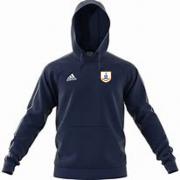 Goldsborough CC Adidas Navy Junior Fleece Hoody