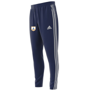 Goldsborough CC Adidas Junior Navy Training Pants