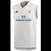 Goldsborough CC Adidas Elite Junior Sleeveless Sweater