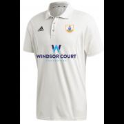 Goldsborough CC Adidas Elite Junior Short Sleeve Shirt