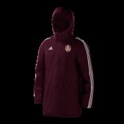 Kirkburton CC Black Adidas Stadium Jacket