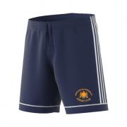 Knockin and Kinnerley CC Adidas Navy Junior Training Shorts