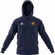 Knockin and Kinnerley CC Adidas Navy Junior Fleece Hoody