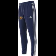 Knockin and Kinnerley CC Adidas Junior Navy Training Pants