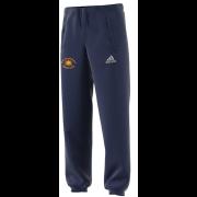 Knockin and Kinnerley CC Adidas Navy Sweat Pants