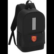 Knowle Village CC Black Training Backpack
