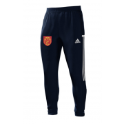 Knowle Village CC Adidas Navy Junior Training Pants