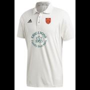 Knowle Village CC Adidas Elite Junior Short Sleeve Shirt