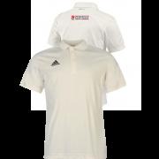 Lightcliffe CC Adidas Pro Junior Short Sleeve Polo