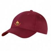 Lightcliffe CC Maroon Baseball Cap