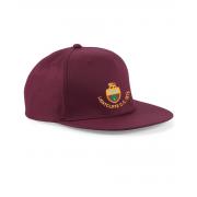 Lightcliffe CC Maroon Snapback Hat