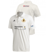 Lightcliffe CC Adidas Elite Junior Short Sleeve Shirt