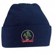 Liphook and Ripsley CC Adidas Navy Beanie