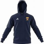 Maghull CC Adidas Navy Fleece Hoody