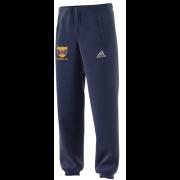 Maghull CC Adidas Navy Sweat Pants
