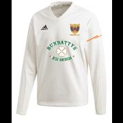 Maghull CC Adidas Elite Long Sleeve Sweater