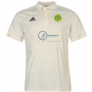 Meanwood CC Adidas Pro Junior Short Sleeve Polo