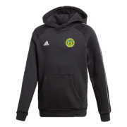 Meanwood CC Adidas Black Fleece Hoody