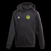 Meanwood CC Adidas Black Junior Fleece Hoody