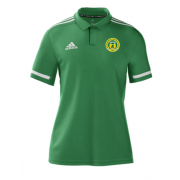 Meanwood CC Adidas Green Polo