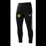 Meanwood CC Adidas Black Training Pants