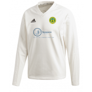 Meanwood CC Adidas Elite Long Sleeve Sweater