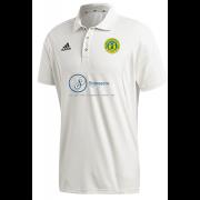 Meanwood CC Adidas Elite Short Sleeve Shirt