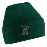Moorside CC Green Beanie